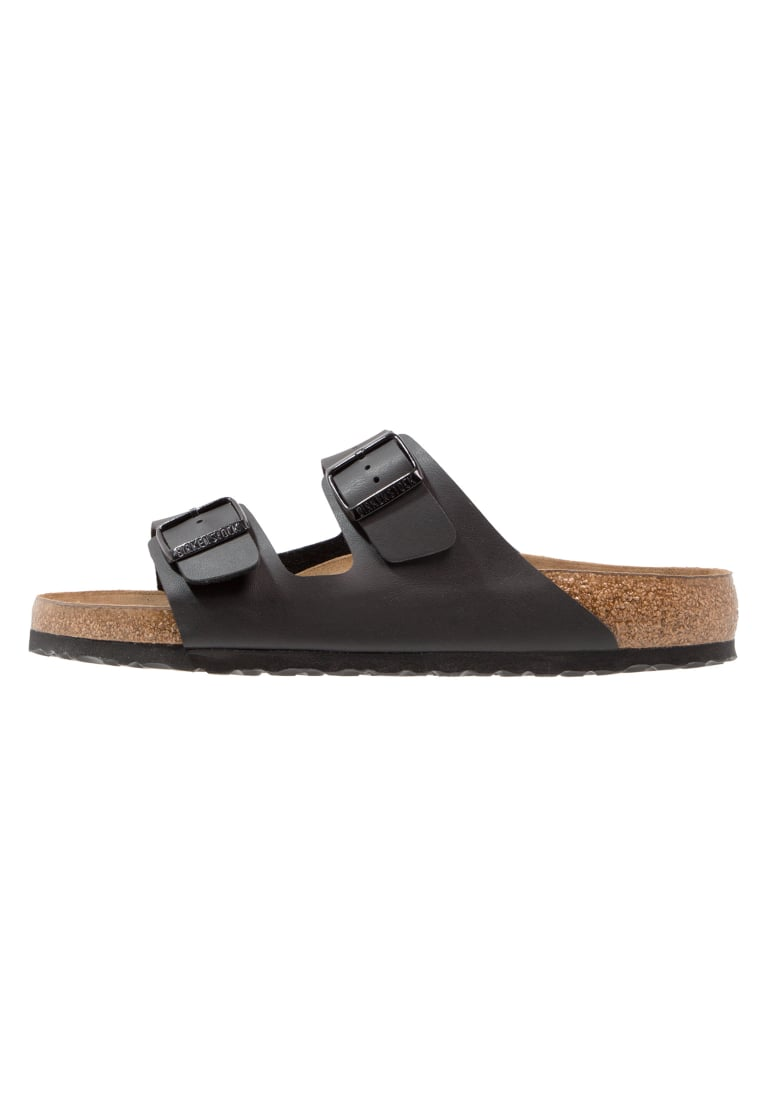 Birkenstock ARIZONA Kapcie black - 551251
