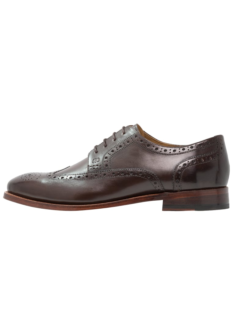 Gordon and Bros FABIEN Eleganckie buty brown - 5093