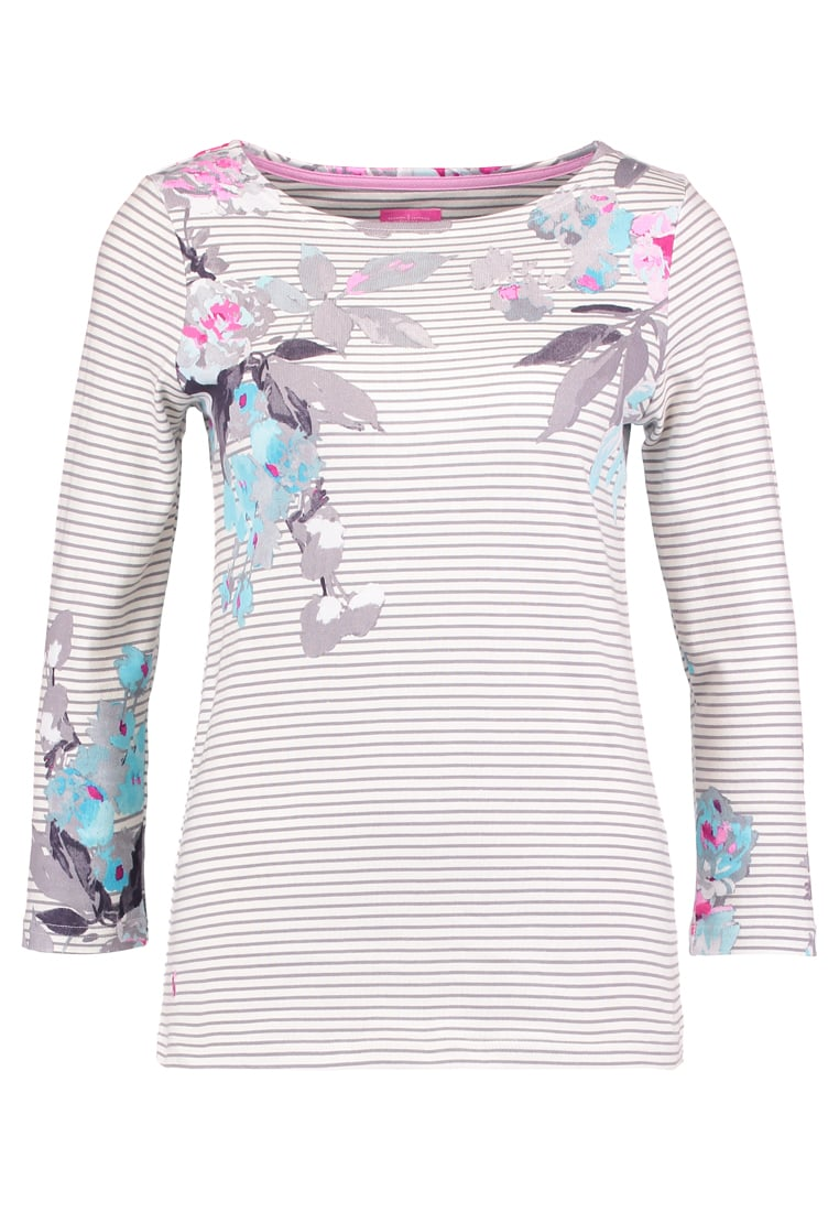 Tom Joule Bluza grey/white - W_Harbourprint
