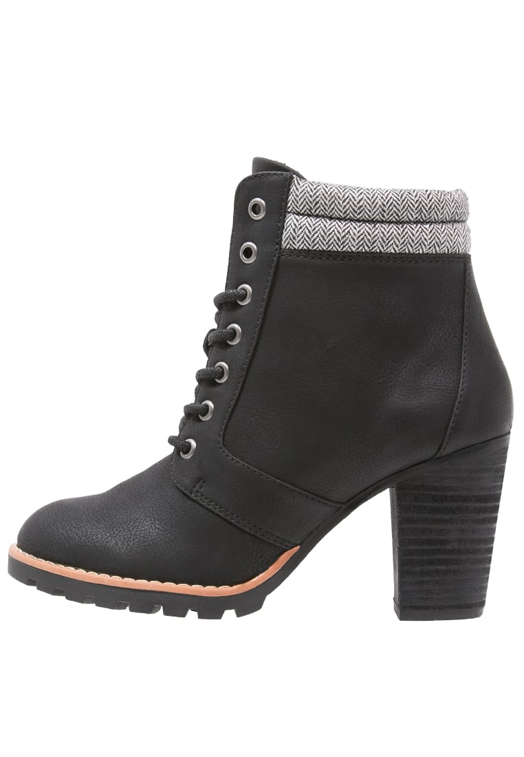 Anna Field Ankle boot black - 207975-001