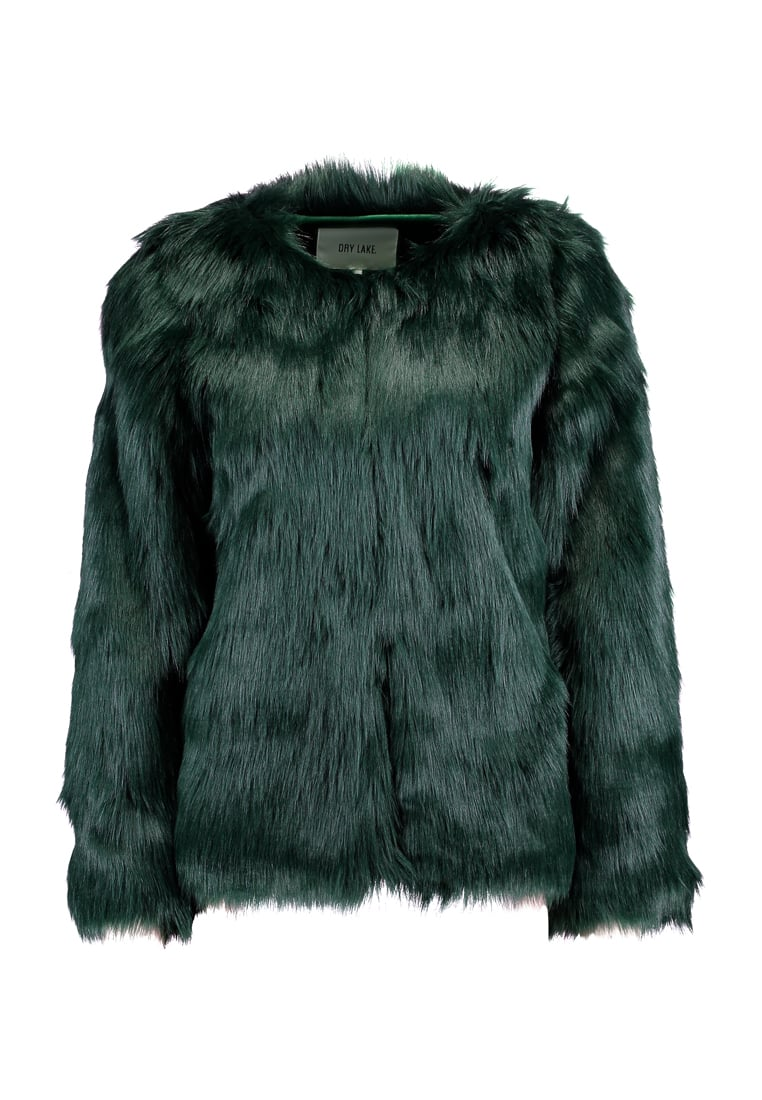 Dry Lake COZY Kurtka wiosenna dark green - 1042121