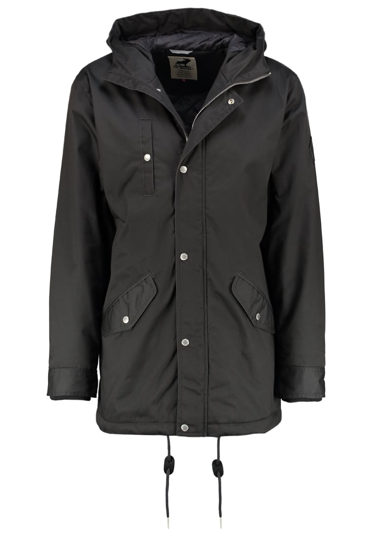 Fat Moose OUTSKIRT Parka anthracite - 91187