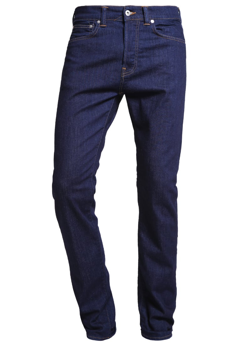 Edwin ED80 Jeansy Slim fit rinsed - IO22502