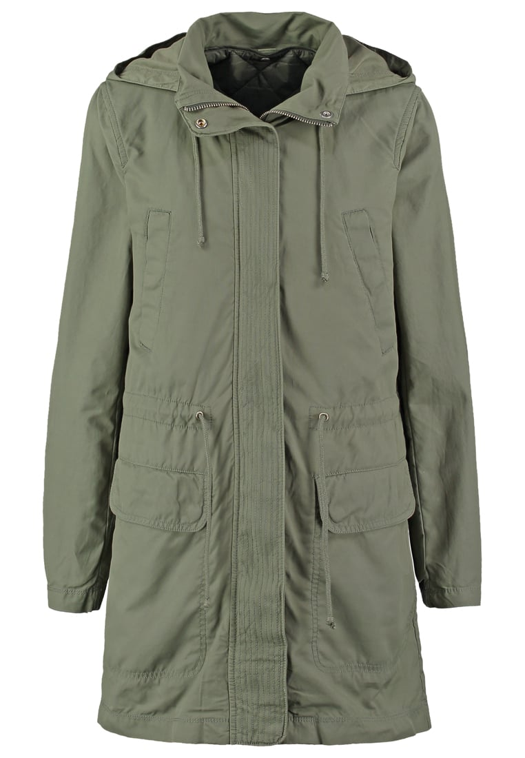 GAP 2IN1 Parka mesculen green - 125973
