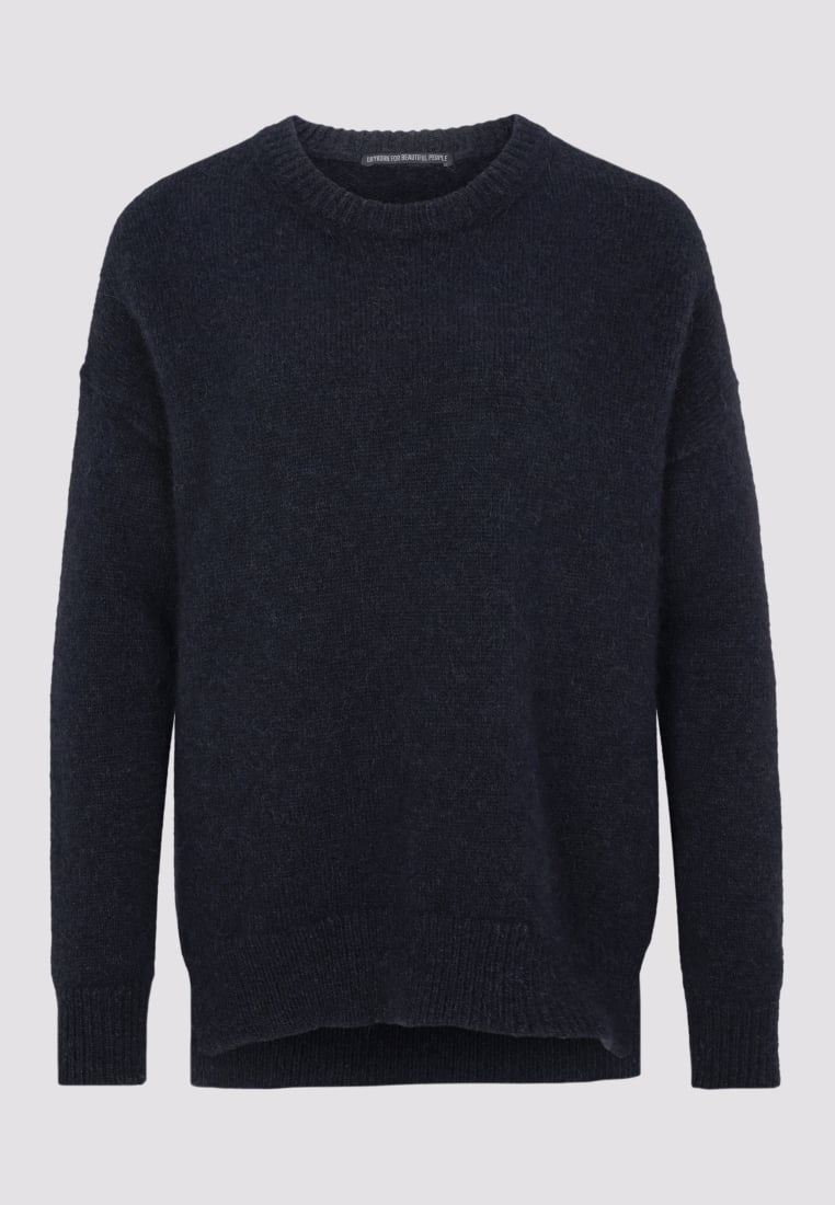 DRYKORN BOLA Sweter navy