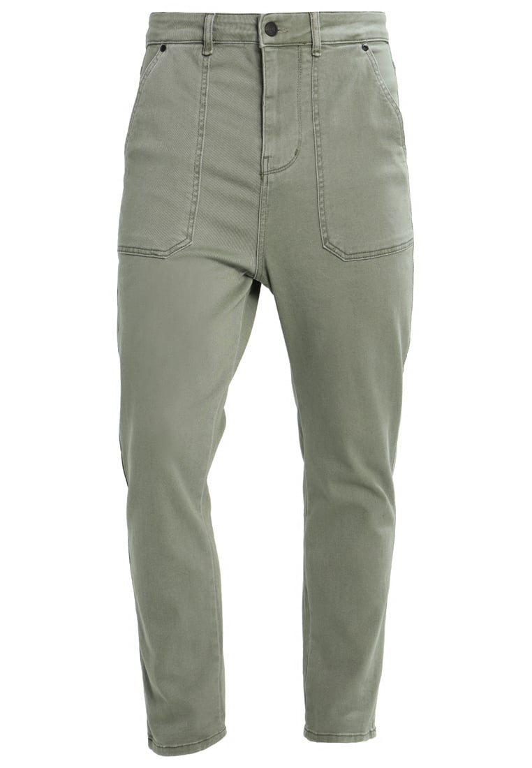 Brooklyn's Own by Rocawear Jeansy Relaxed fit khaki - BR-0117-M-0501