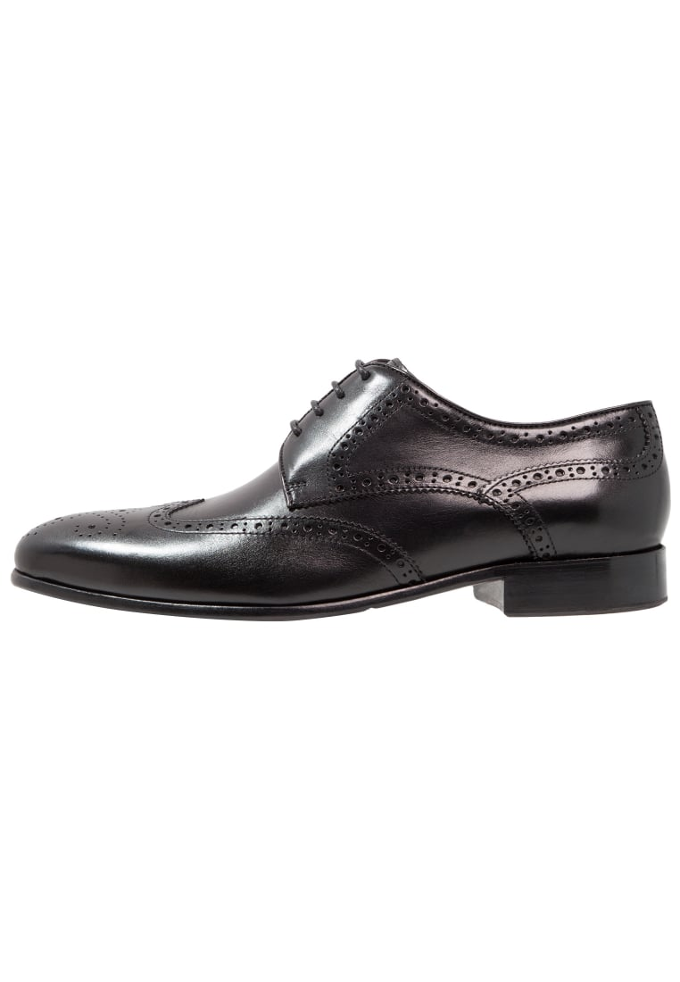 Prime Shoes LAKE CITY Eleganckie buty black - PF Lake City