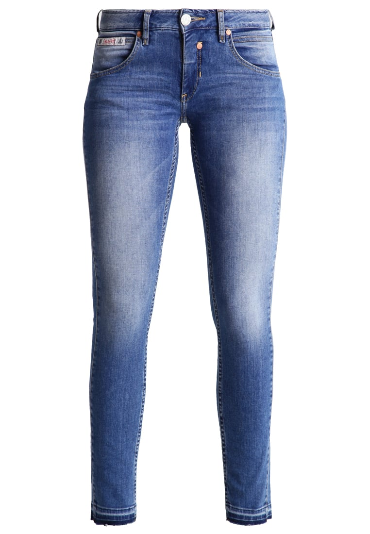 Herrlicher Jeansy Slim fit faded blue - 5320 D9767