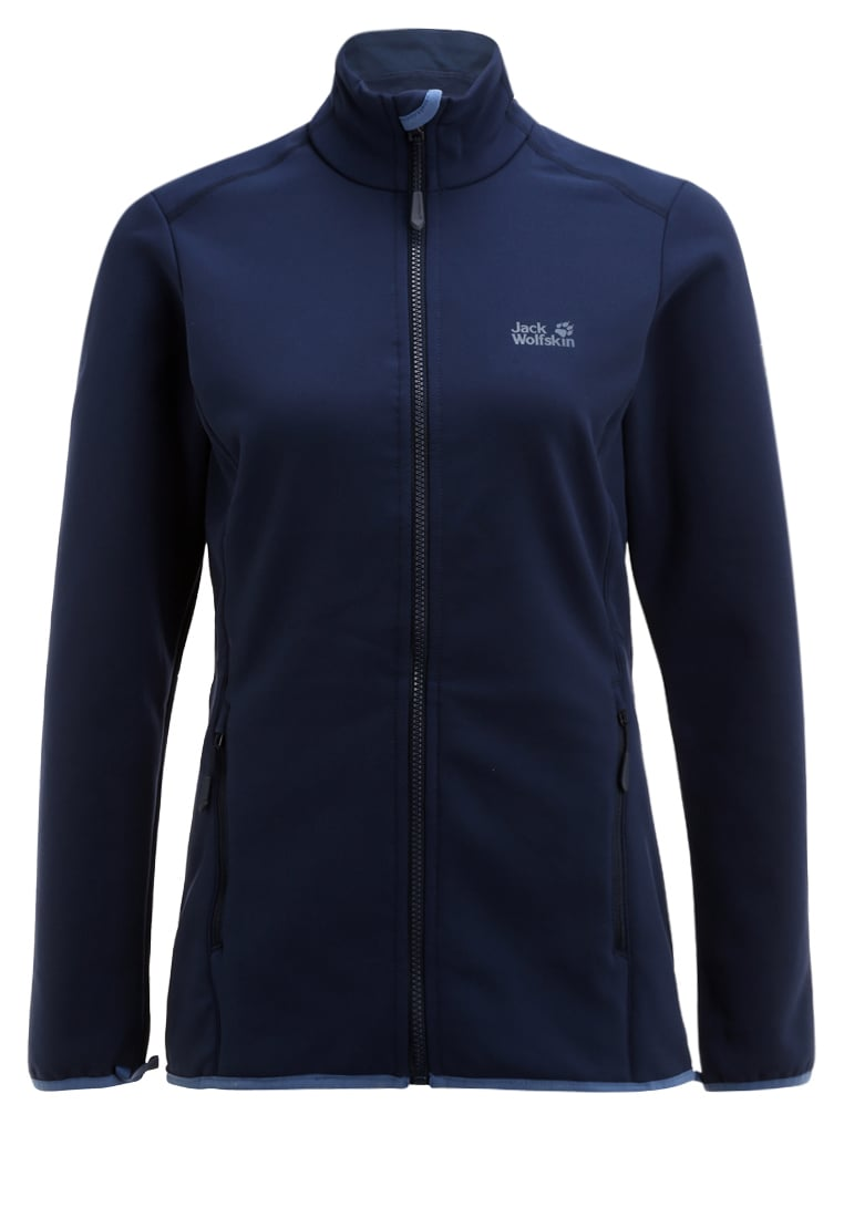Jack Wolfskin ELEMENT ALTIS  Kurtka z polaru midnight blue