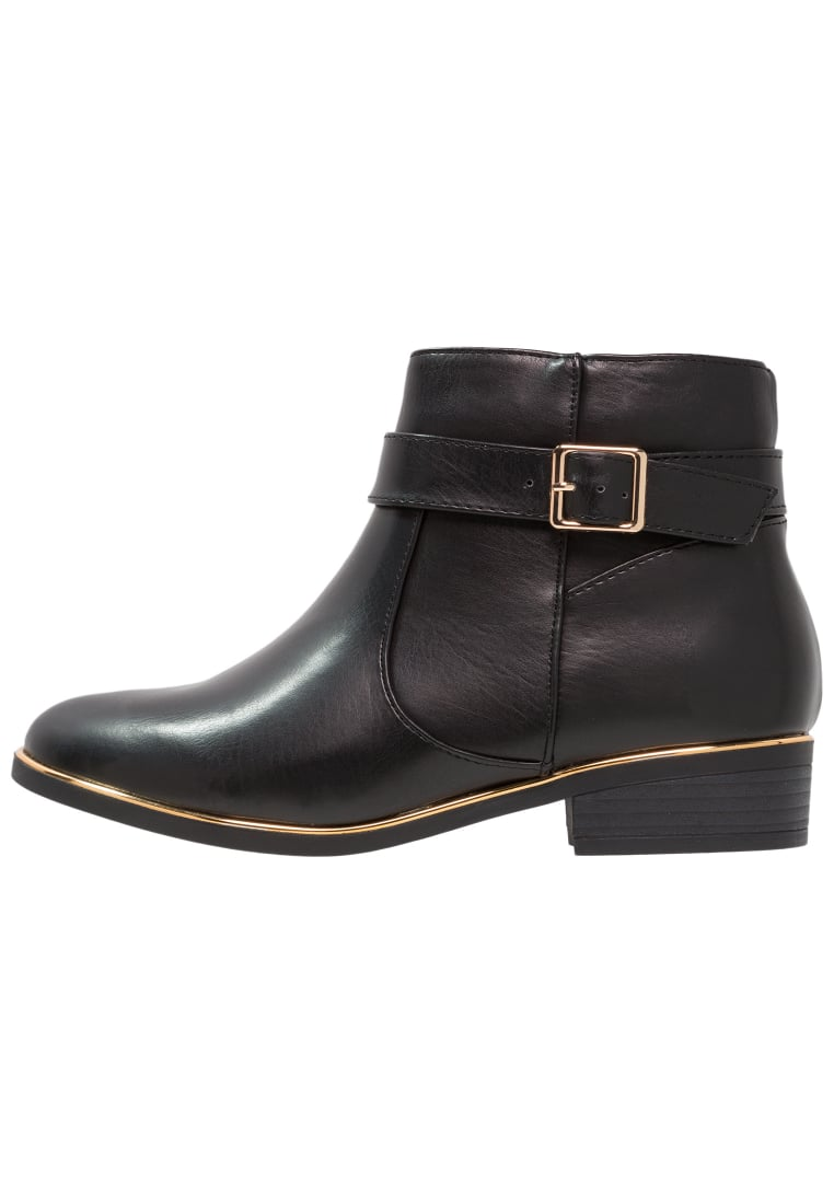 New Look Wide Fit BABS Ankle boot black - 3926623