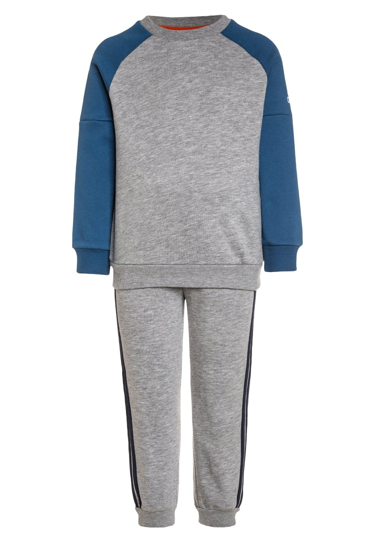 adidas Performance Dres medium grey heather/core blue - MLR99