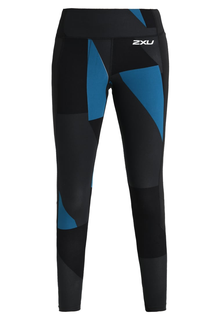 2XU FITNESS COMPRESSION Legginsy black - WA4602b