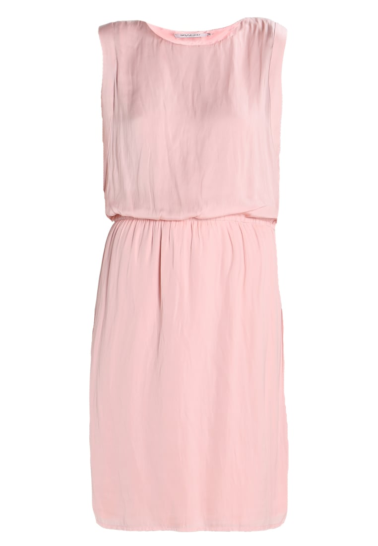Soaked in Luxury LILIAN Sukienka letnia silver pink