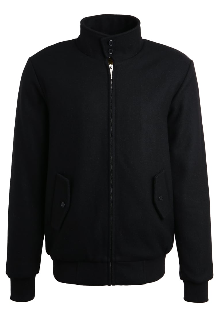 HARRINGTON FRANCKY Kurtka Bomber noir - HARRINGTON FRANCKY