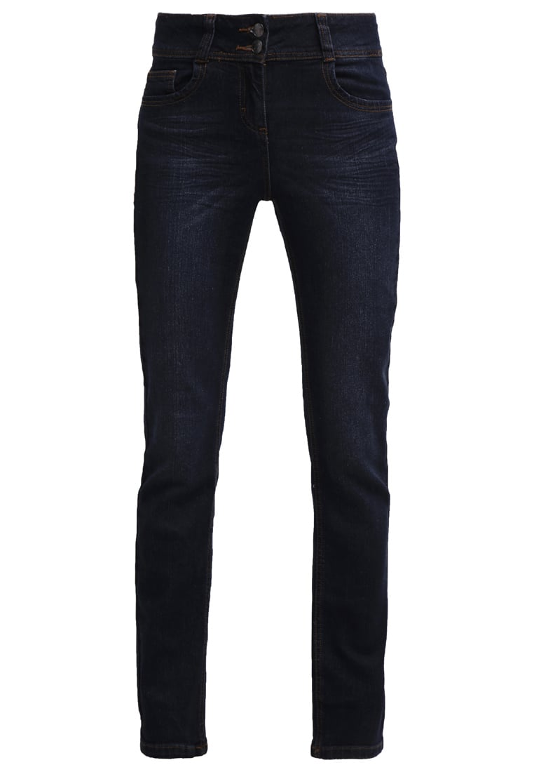 Anna Field Jeansy Straight leg darkblue denim - AN6_FW15_2-1-N_006