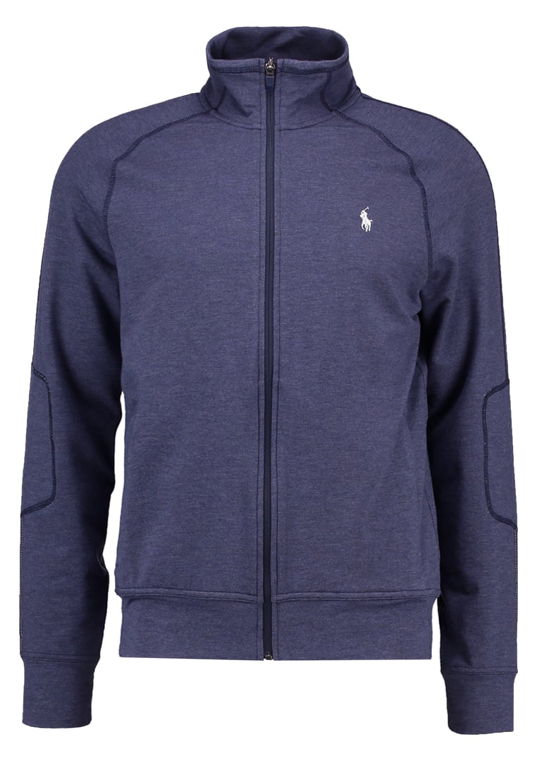 Polo Sport Ralph Lauren Bluza rozpinana basic navy heather - E18XZ61TXY61T