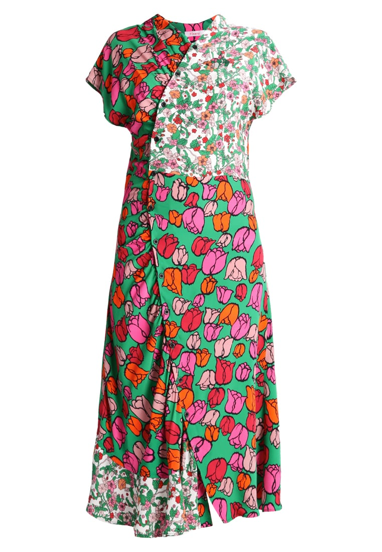 Finery BOLEYN Długa sukienka print - Boleyn Mixed Floral Twisted Tea Dress