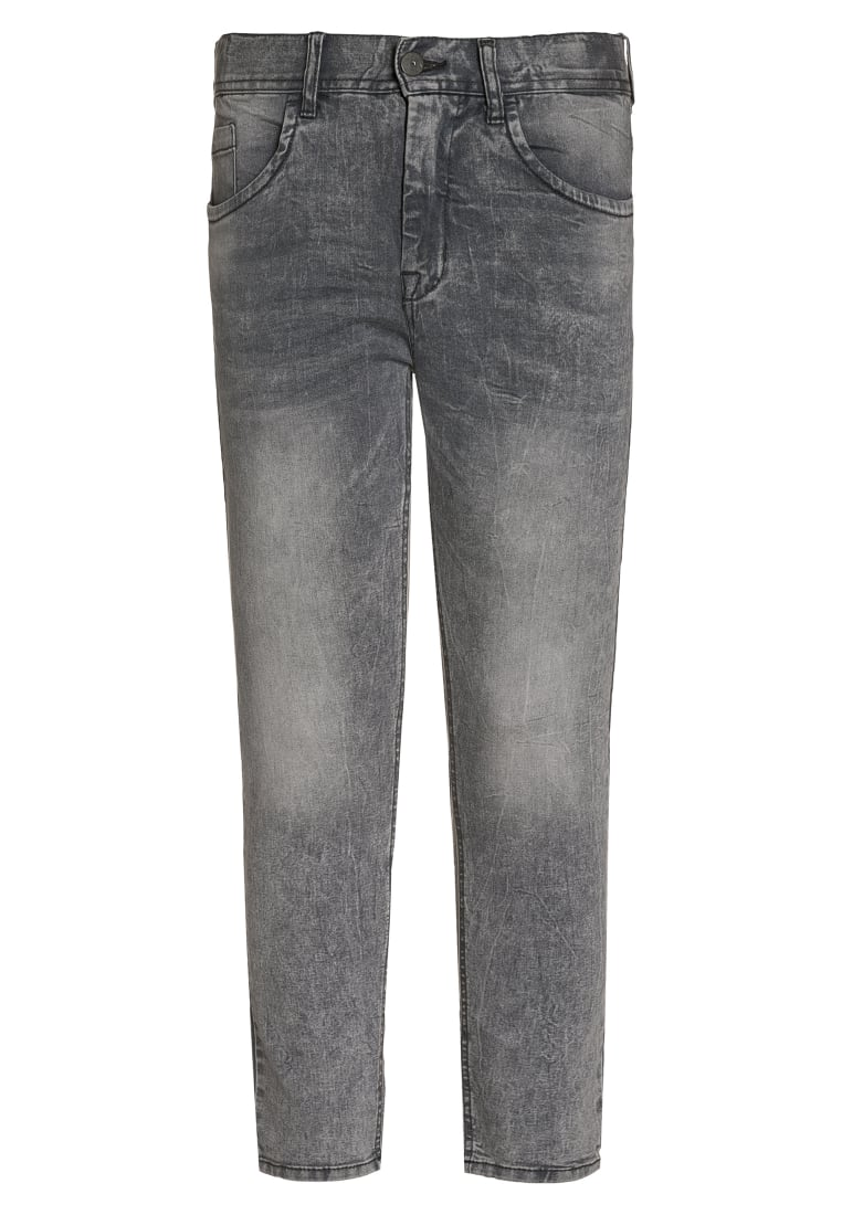 limited by name it NITFALAN Jeansy Slim fit light grey denim - 13138831