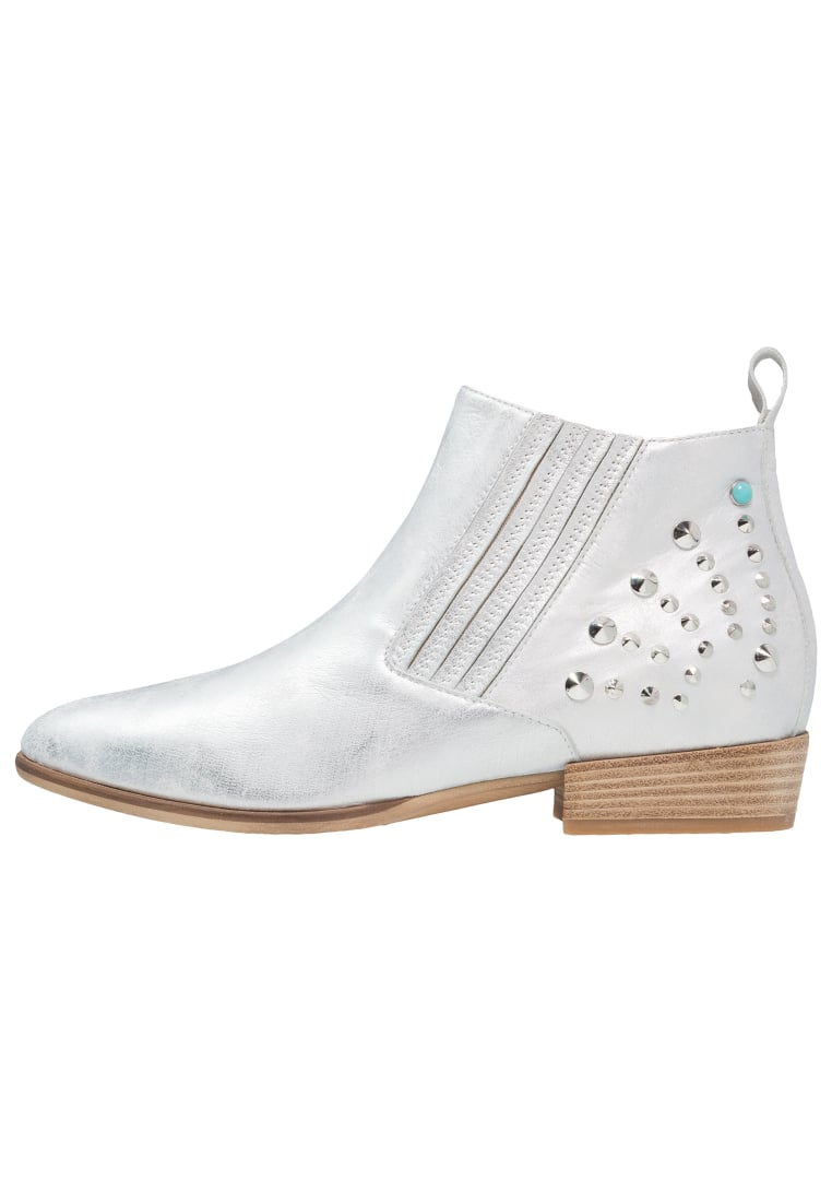 Donna Carolina Ankle boot argento - 33.743.100