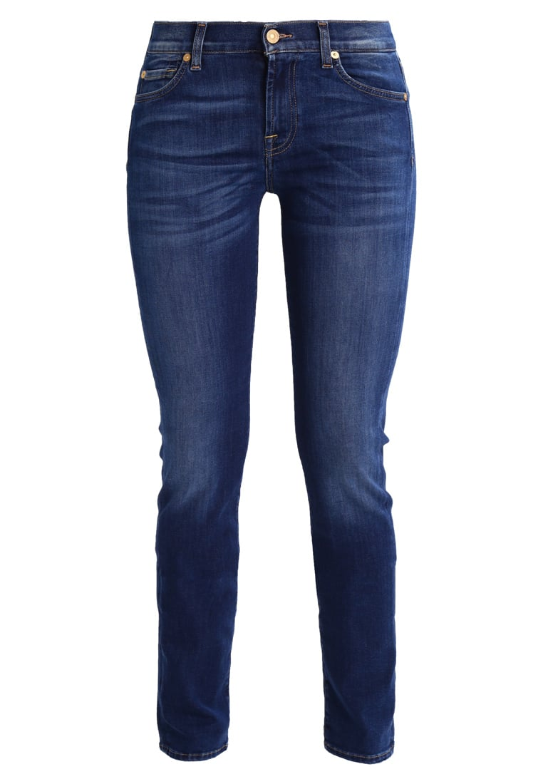 7 for all mankind ROXANNE Jeansy Slim Fit duchess - JSLJ8870