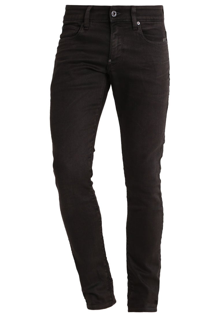 GStar REVEND SUPER SLIM COJ Jeans Skinny Fit night - D00734