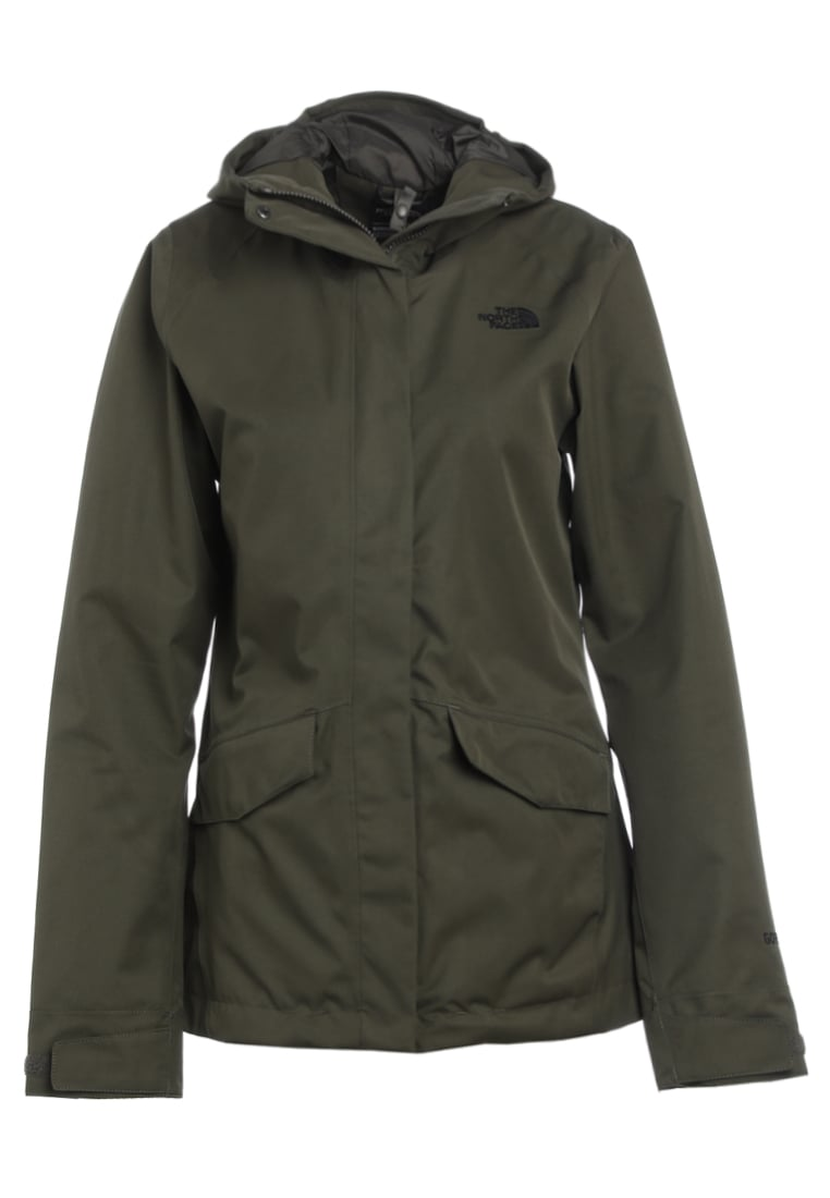 The North Face ALL TERRAIN  Kurtka Outdoor new taupe green