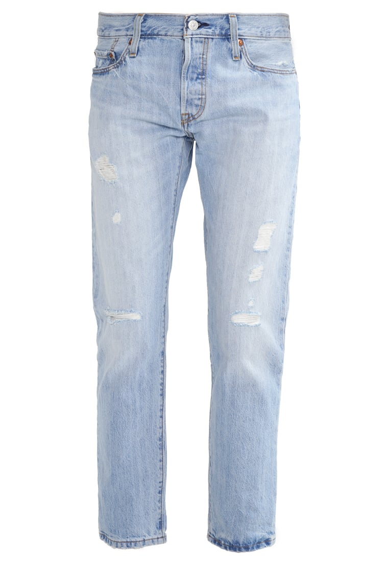 Levi's® 501 CT Jeansy Relaxed fit turbulent indigo - 17804