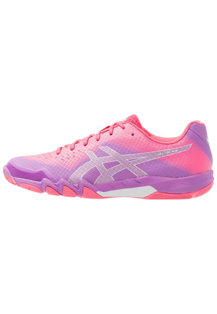 ASICS GELBLADE 6 Buty multicourt orchid/prune/rouge red - R753N