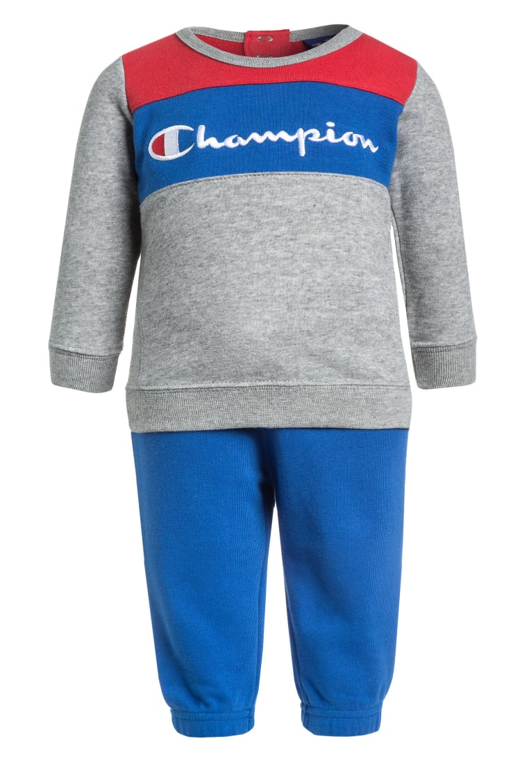 Champion Dres oxford grey/blue/red - 501583 S17