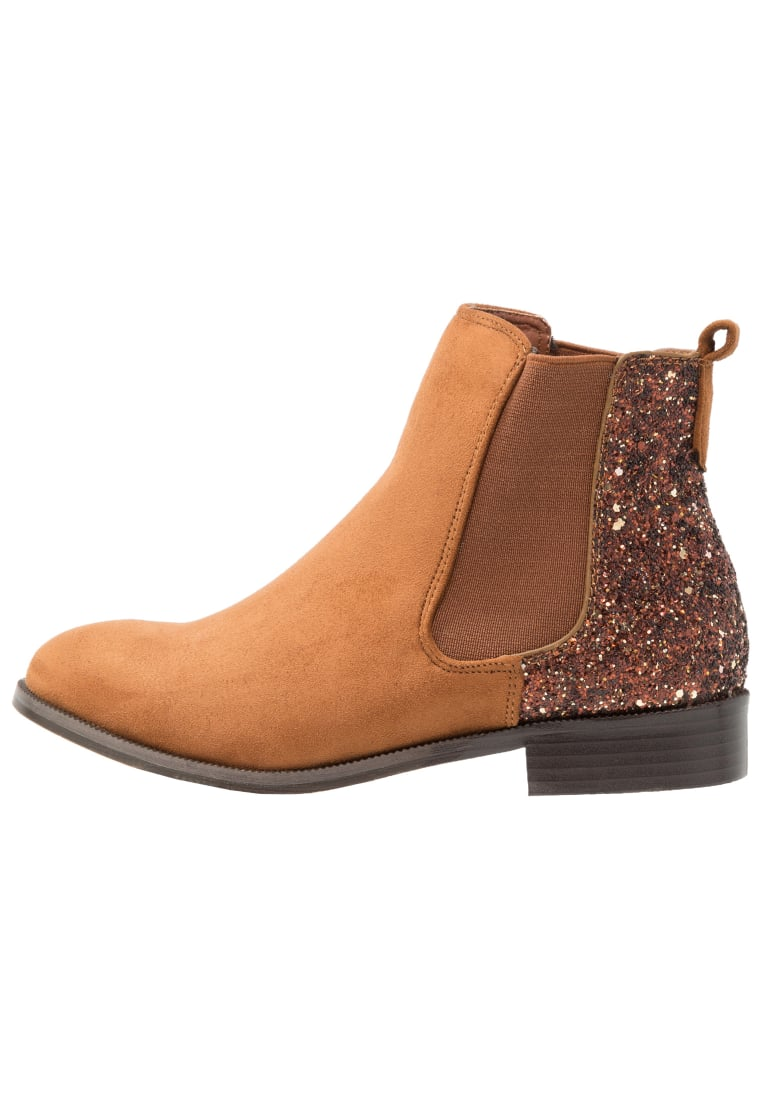 Divine Factory Ankle boot camel - TDF3131