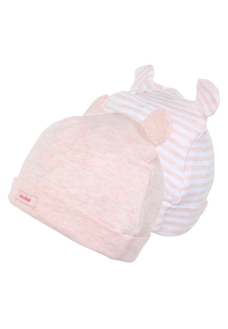 GAP 2 PACK Czapka pink heather - 595405