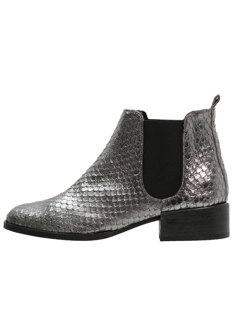 Stylesnob GUILIA Ankle boot pewter - MR05-01