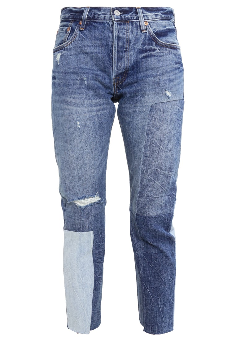 Levi's® 501 Jeansy Relaxed fit blue denim - 12501
