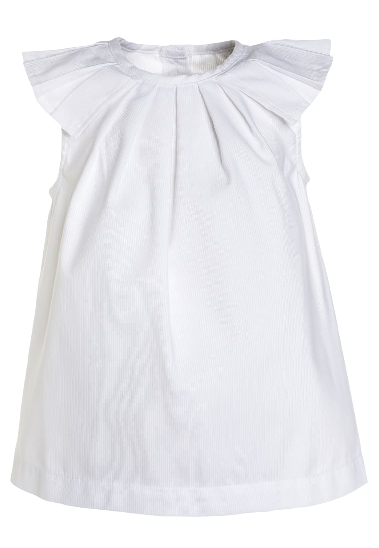 Benetton Tunika white - 5P285Q39E