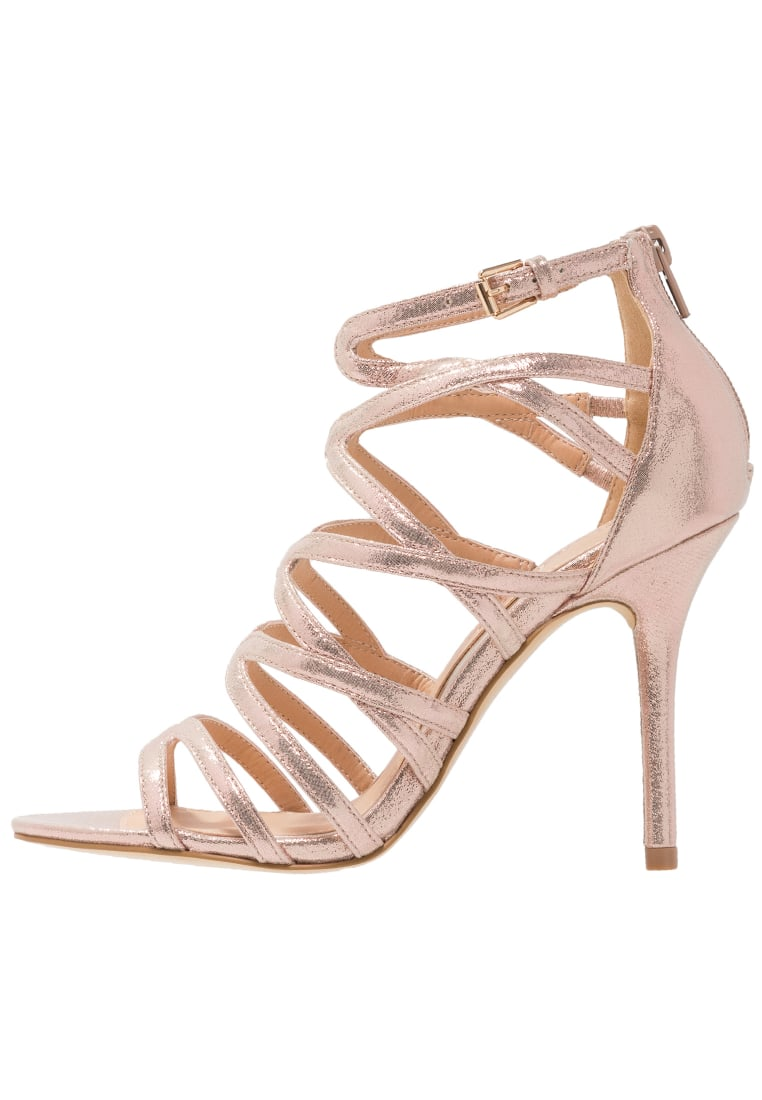 Head over Heels by Dune MEEMI Sandały rose gold - MEEMI