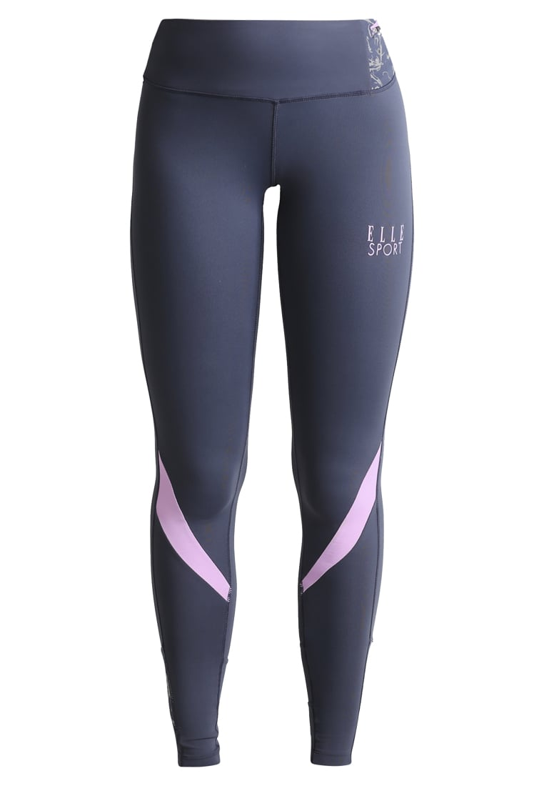 Elle Sport HILIGHT Legginsy carbon - ES3109