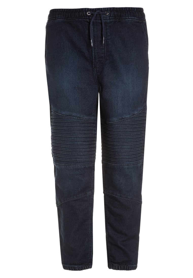 GAP SOFT MOTO Jeansy Relaxed fit medium wash - 849292