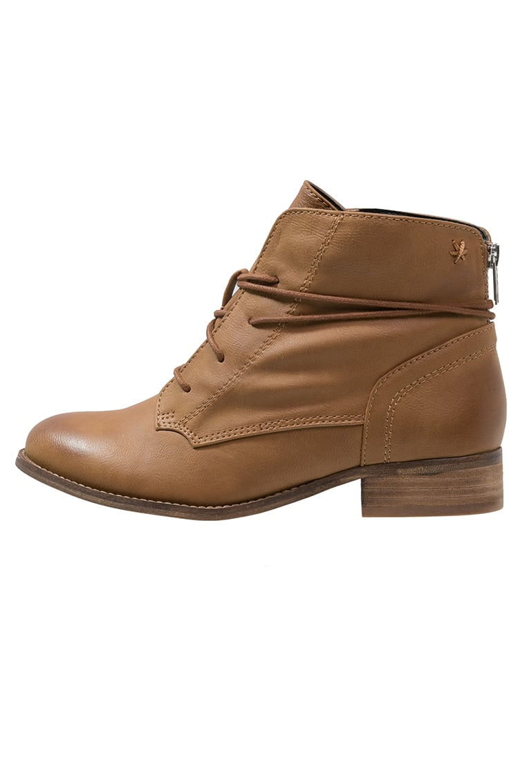 Even&Odd Ankle boot cognac - 170H274