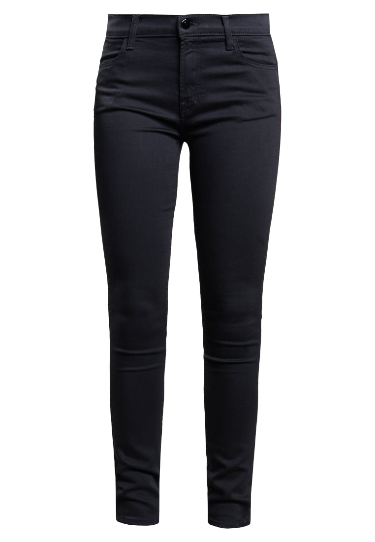 J Brand Jeans Skinny Fit seriously black - 620O294