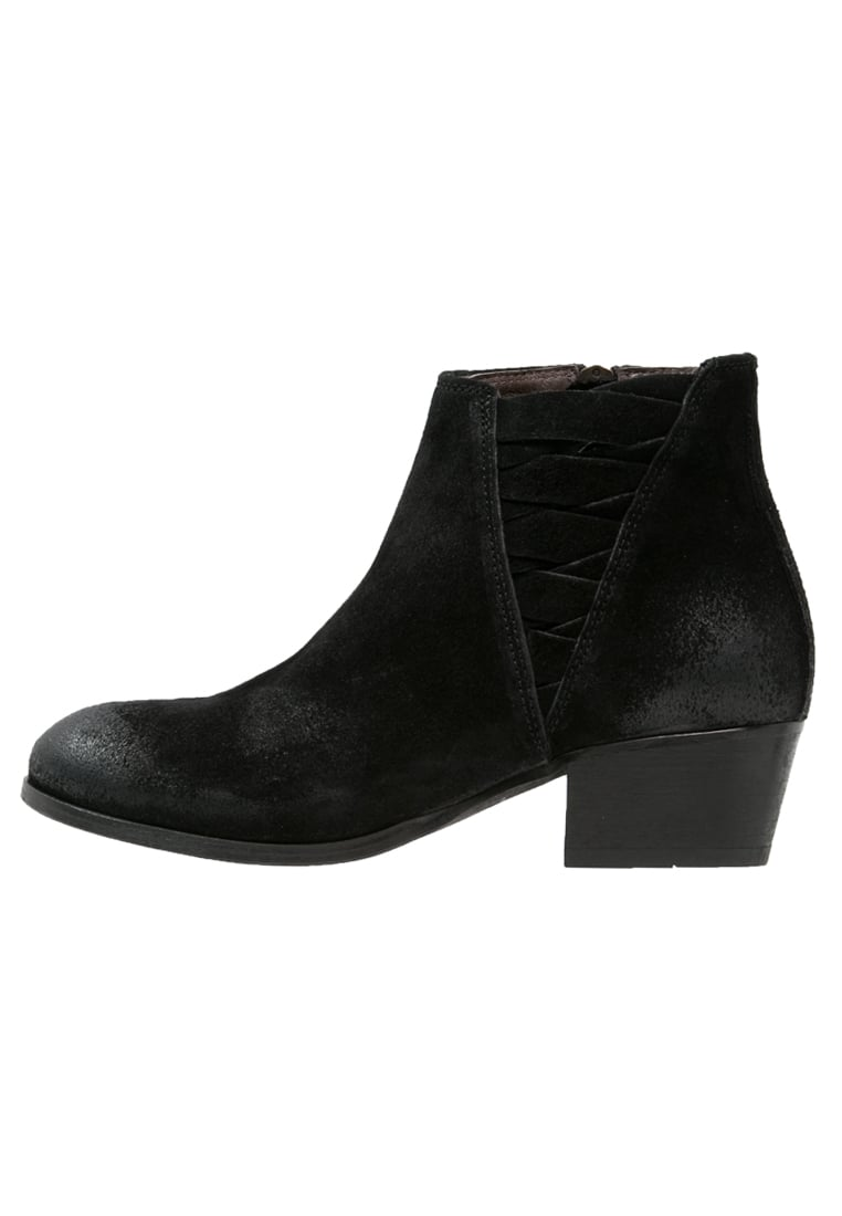 H by Hudson Ankle boot black - T603015