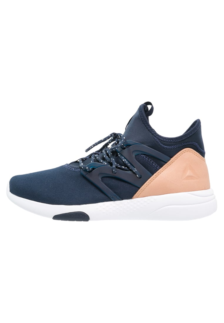 Reebok HAYASU Buty do tańca navy/white/tan - AUT57