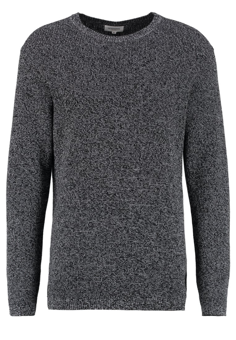 Nowadays MOULINE BASIC Sweter light grey - NP0206D1