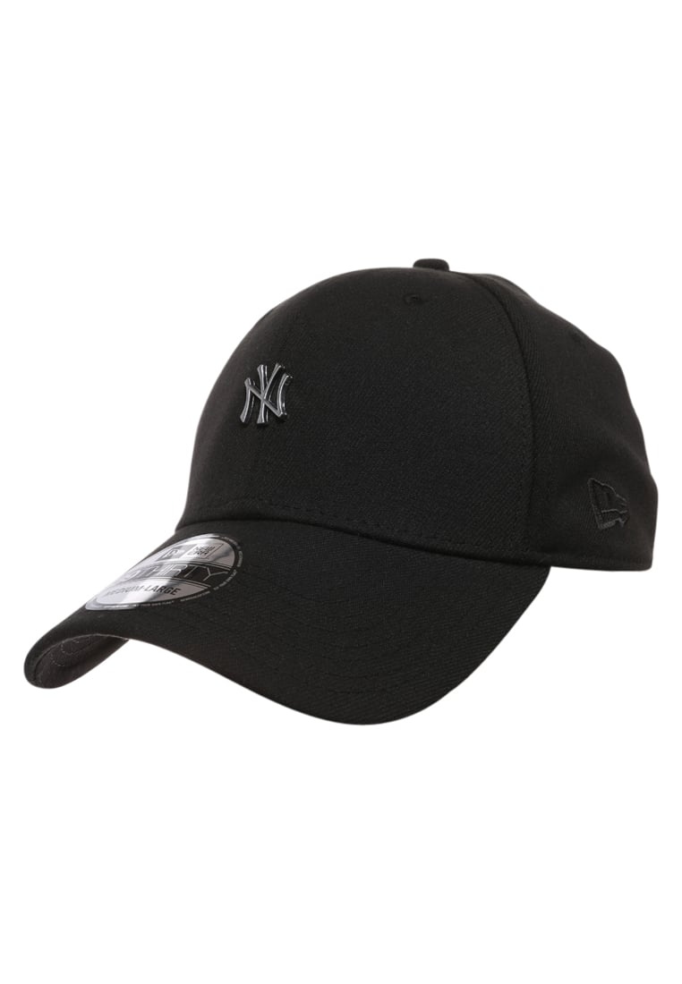 New Era 39THIRTY Czapka z daszkiem black - 80371445