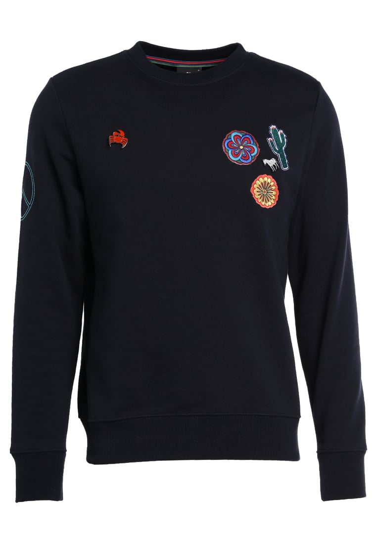 PS by Paul Smith Bluza dark blue - PUPD/027R/733B