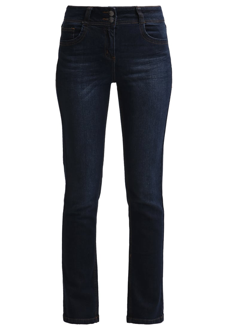 Anna Field Jeansy Straight leg darkblue denim - AN6_FW15_2-1-N_007