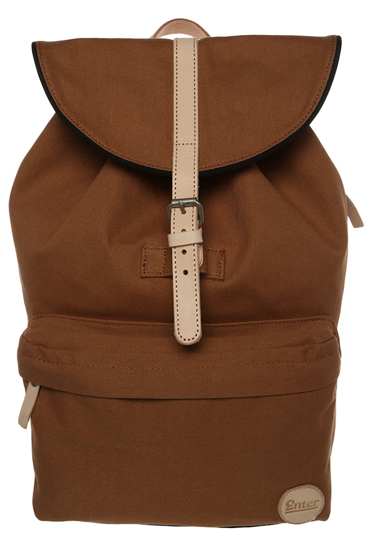 Enter DAY HIKER Plecak caramel brown/black base - A16CC1645