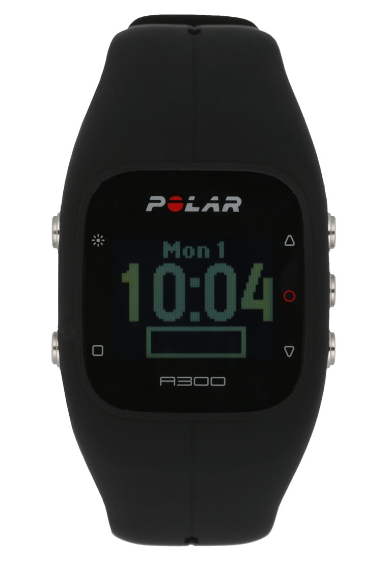 Polar A300 HR Pulsometr black - 90051953