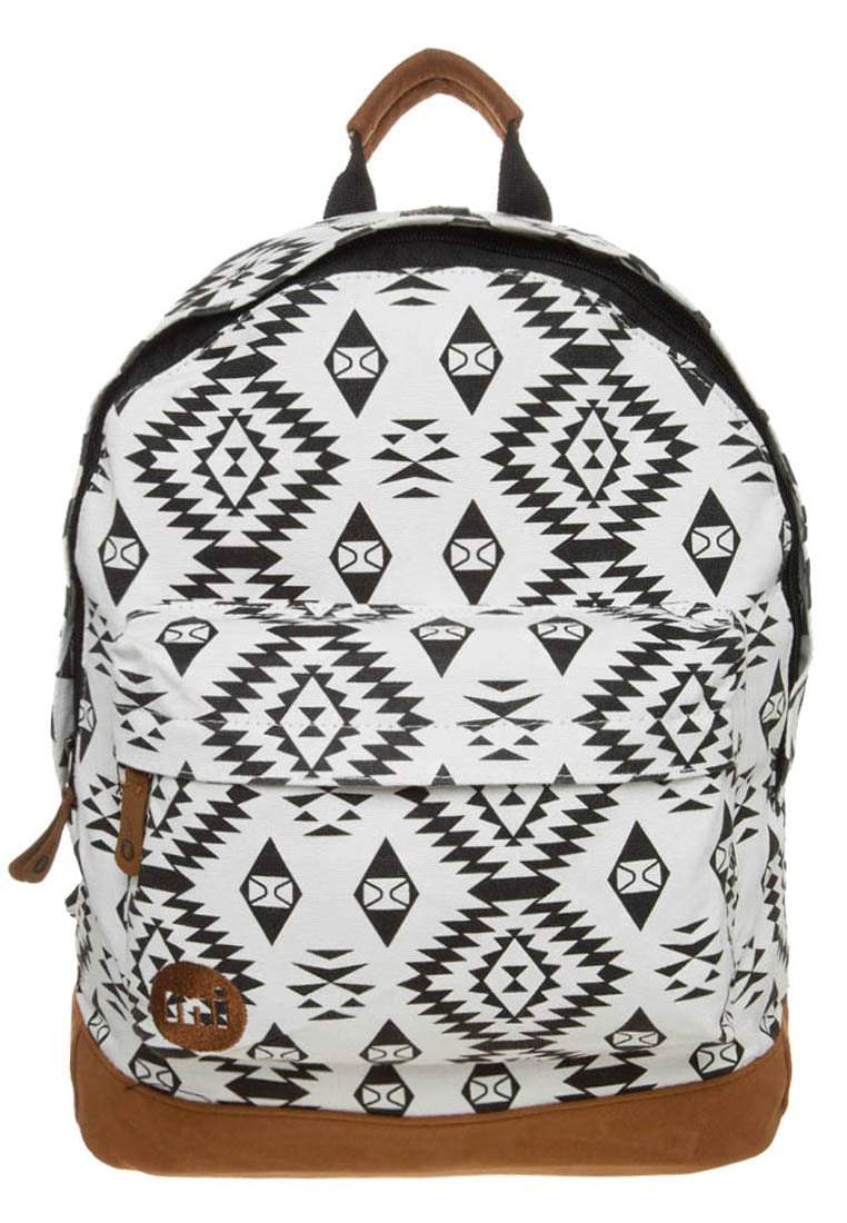 MiPac NATIVE Plecak black/white - 740314