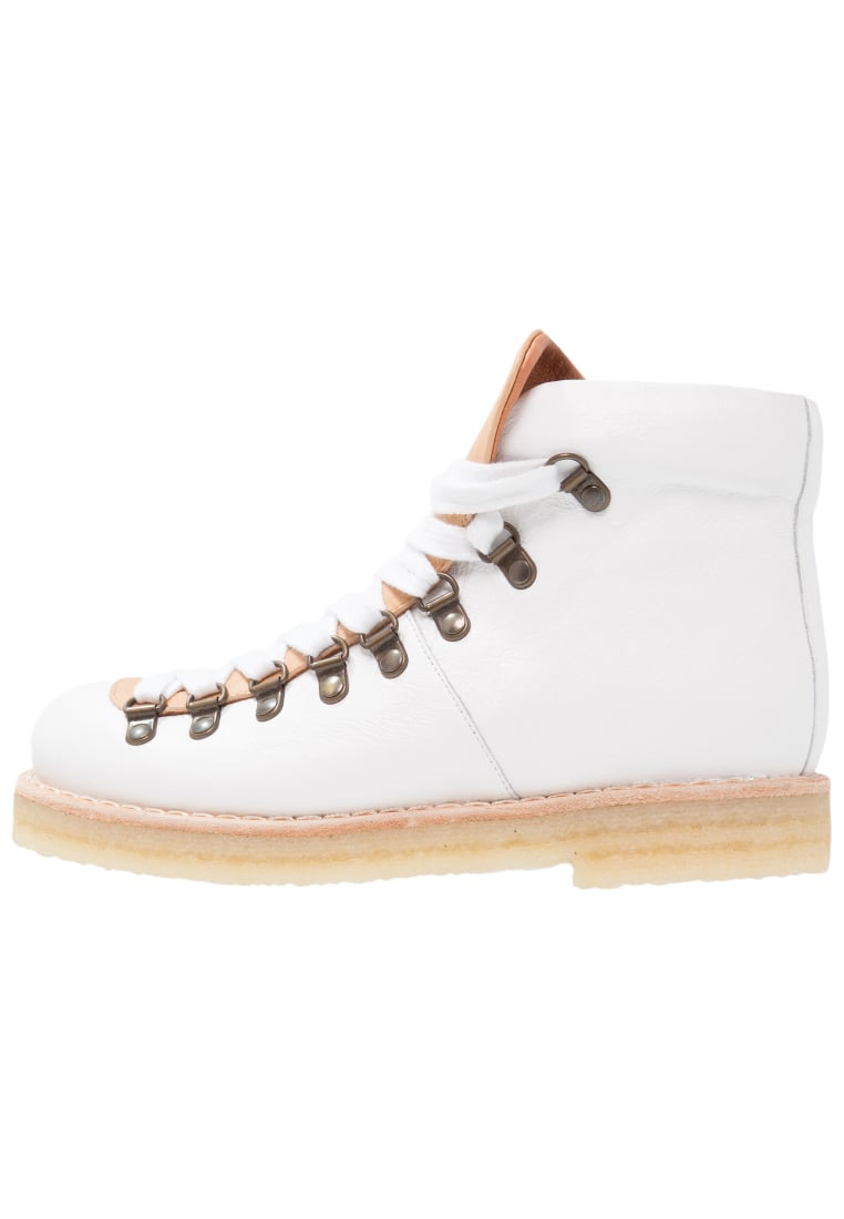 another project Ankle boot white/skin - 7828
