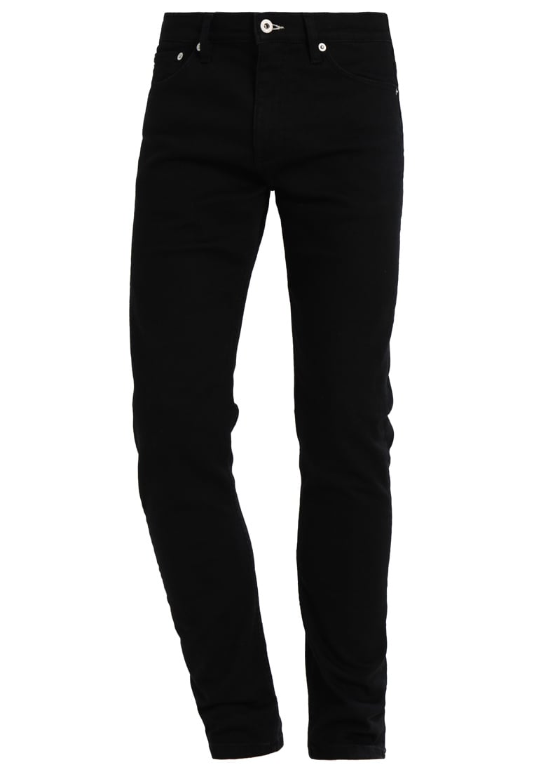 Gant Rugger IAN STAY Jeansy Straight Leg black - 1000010